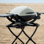 weber q2200 portable gas grill review
